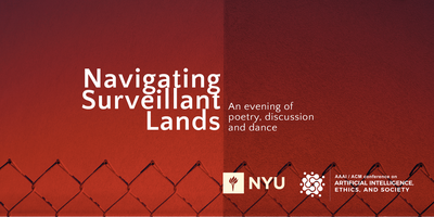 Navigating Surveillant Lands – An evening of poetry,...