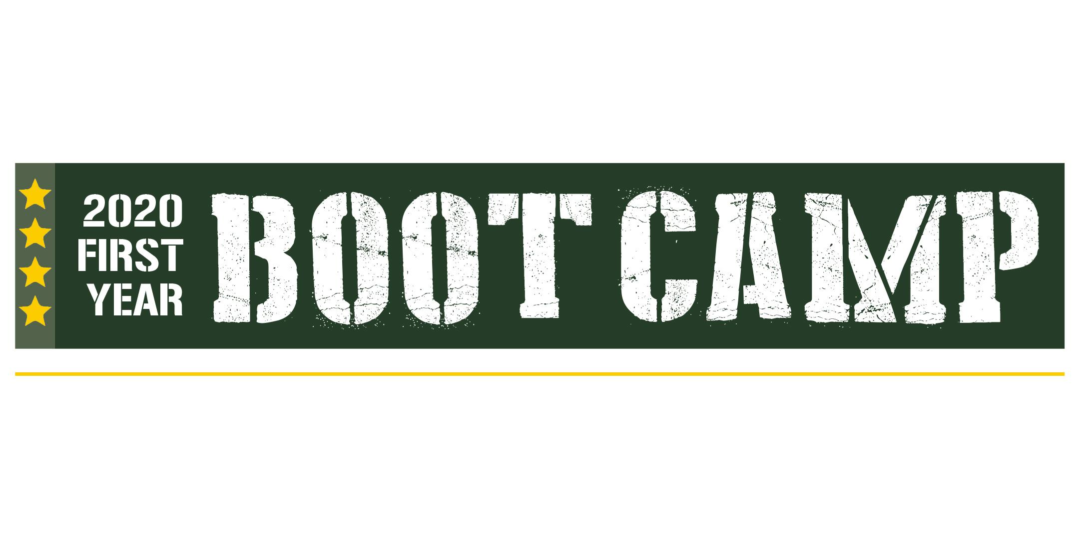 SCA First-Year Boot Camp 2020