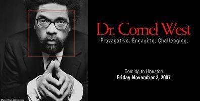 An Evening With Dr. Cornel West