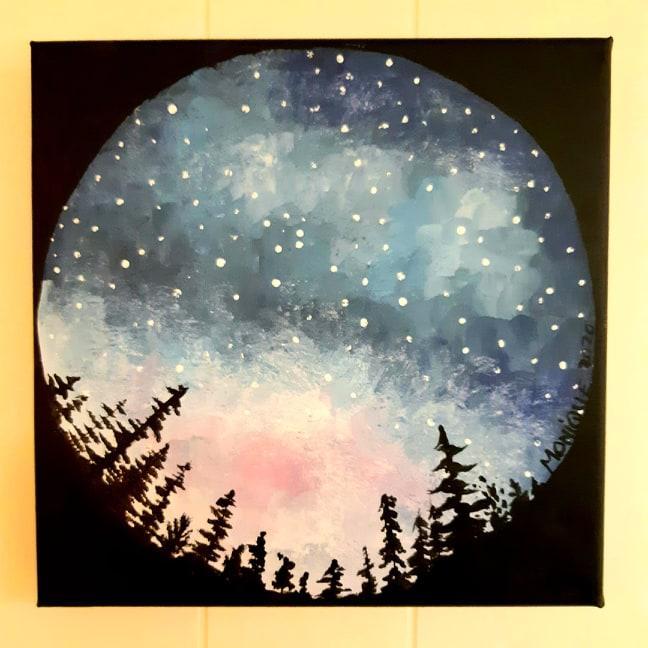 Big Universe, Little Painting