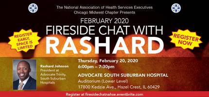 2020 Fireside Chat with Rashard