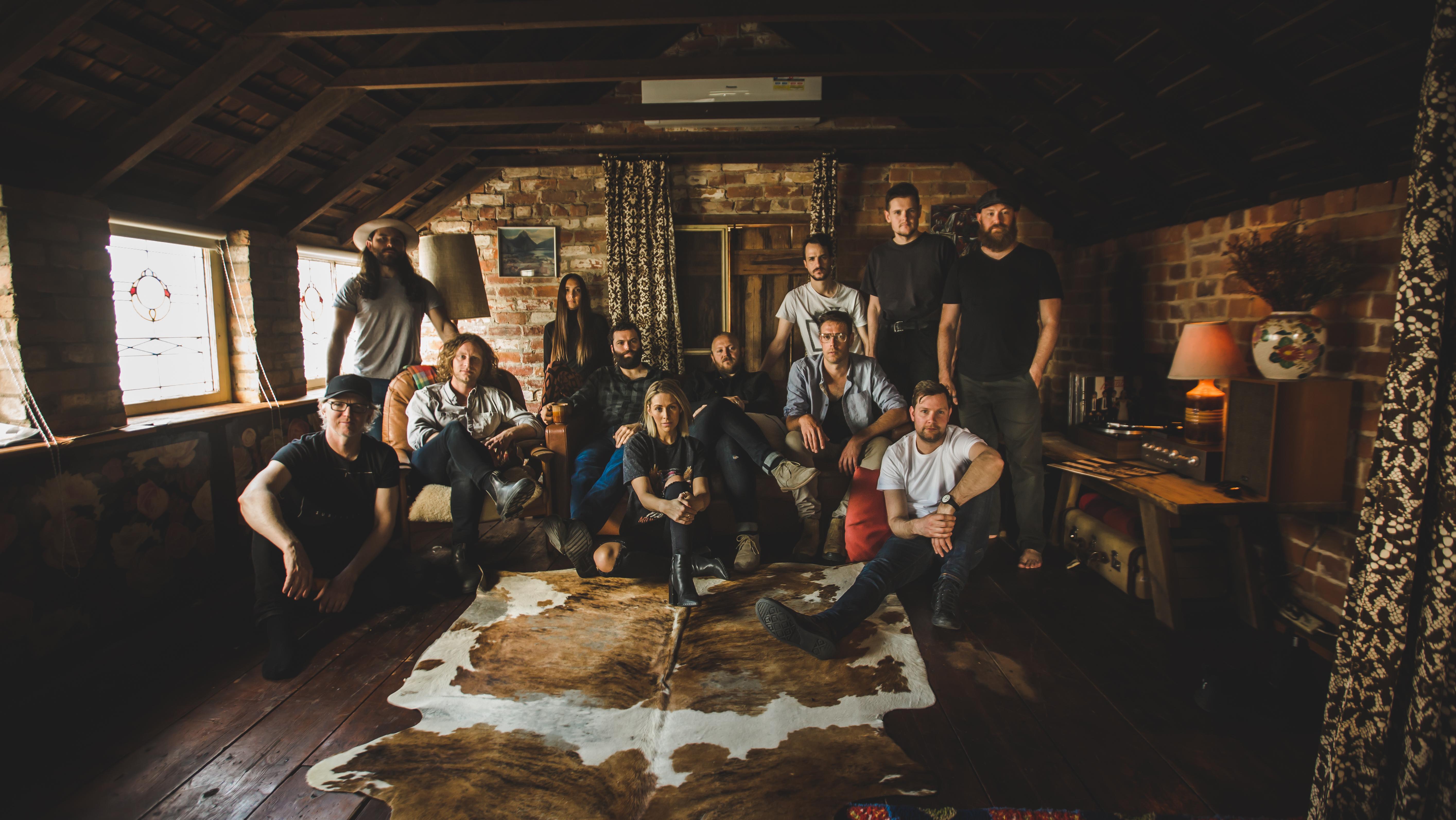 FOOLS 'Birdsong' Single launch