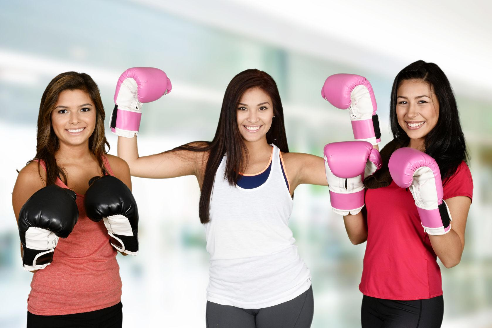 Women's Boxing for Fitness