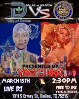 Dallas vs Houston Yoga