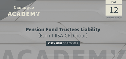 Camargue Academy (cycle 1): Pension Fund Trustees...