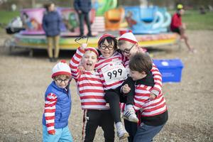 Peterborough Where's Wally? fun run 2020
