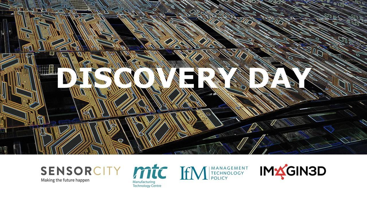 Discovery Day - Sensors & IoT (June)
