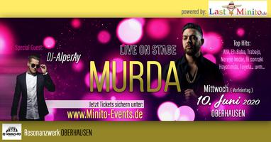 ABGESAGT! (Corona Opfer) MURDA Live Oberhausen -...