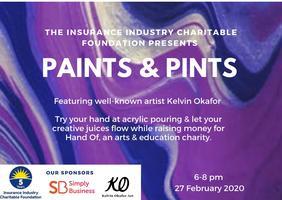 Paints & Pints