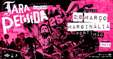 Tara Perdida - 25 Anos Club Tour | Portimão
