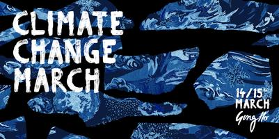 Gung Ho presents Climate Change March