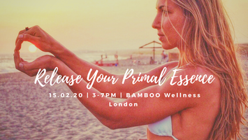 Release Your Primal Essence: Awareness Training & Free...