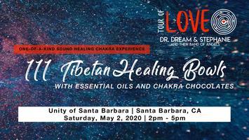 111 Healing Bowls, Essential Oils & Chocolate...
