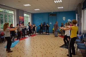 """Formation Pro Niv. 2: """"Tui Na Massage pour les enfants..."""