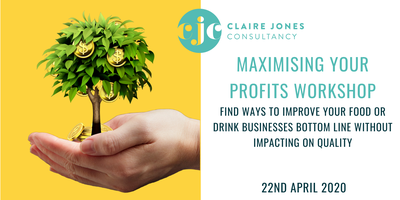 Maximising your Profits  - without compromising the...