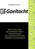 Pop Up Gaeltacht Frankfurt