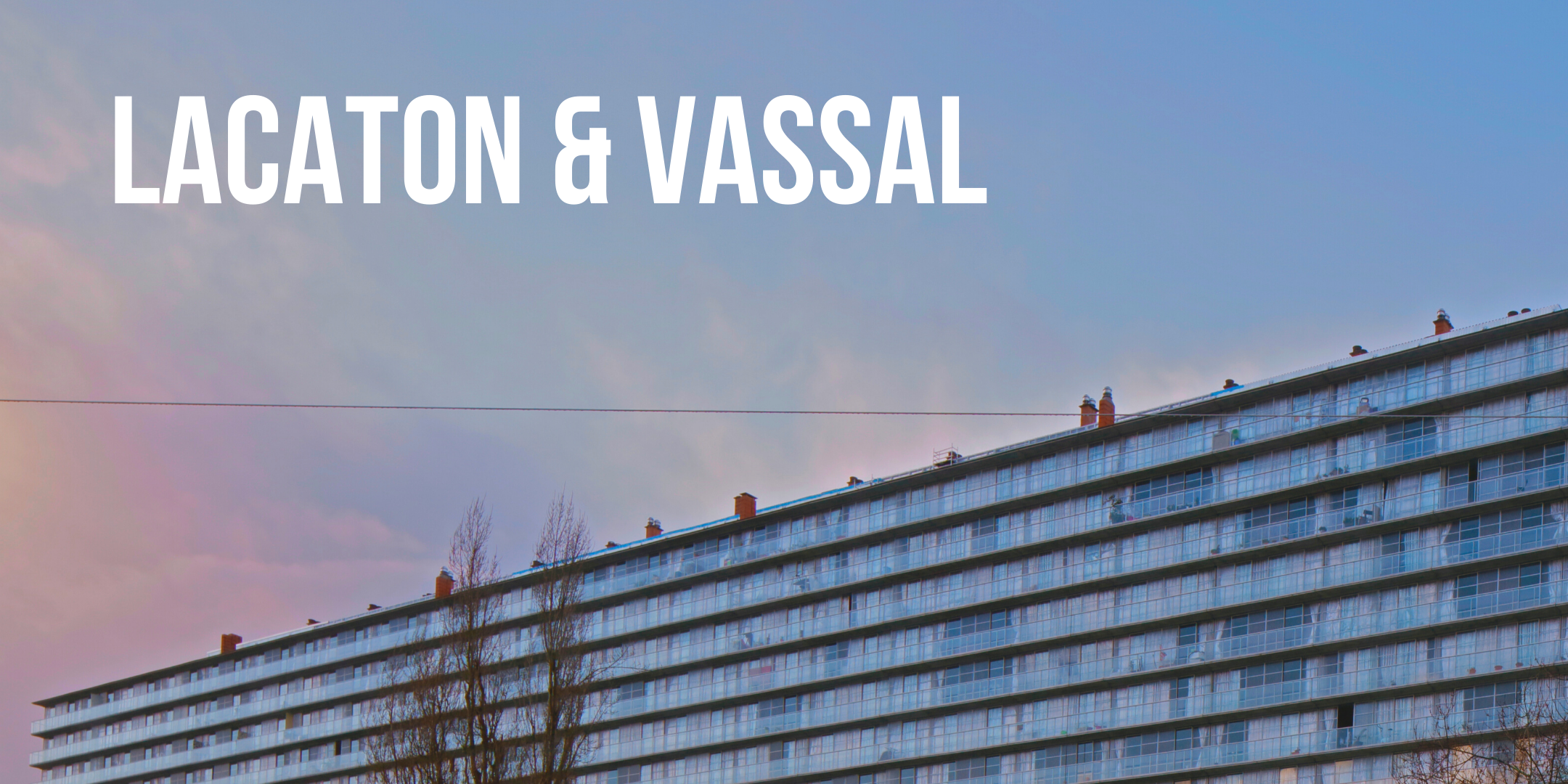 **POSTPONED** Lacaton & Vassal