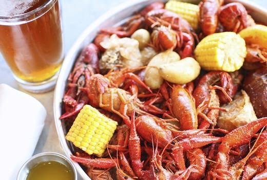 Crawfish, Mardi Gras & Craft Beer