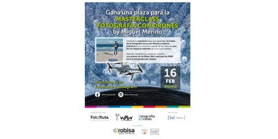 Masterclass Fotografía con Drones by Miguel Merino