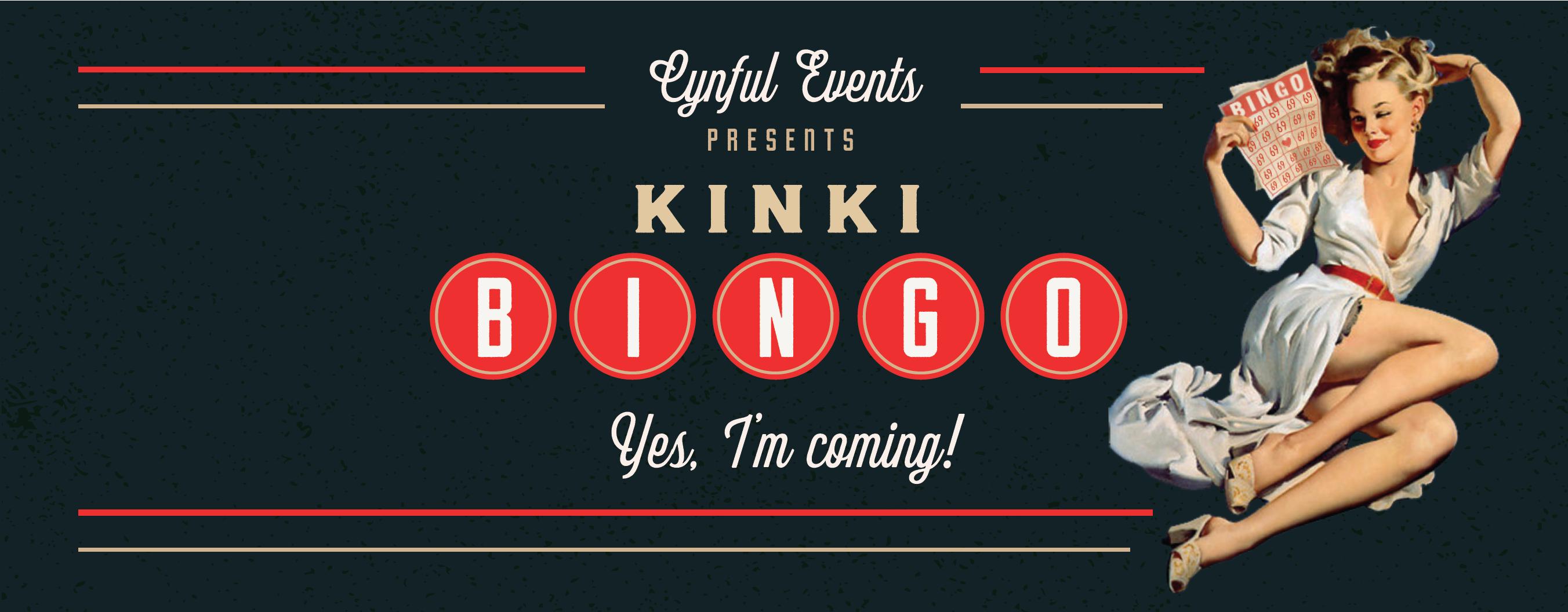 Kinki Bingo! Yes, I'm coming ;)