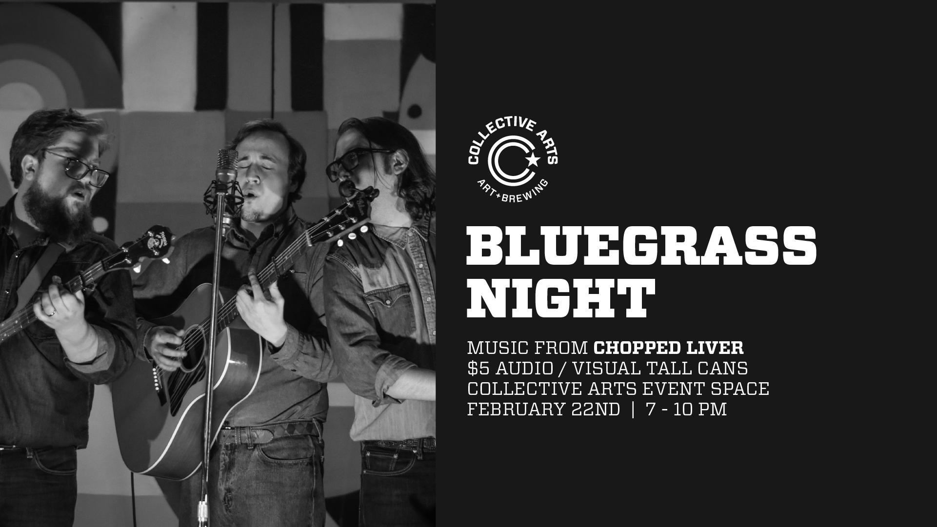 February Bluegrass Night