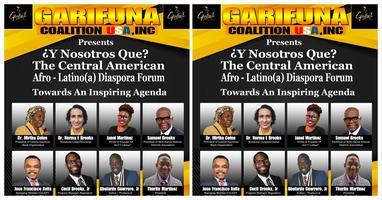 ¿Y Nosotros Qué?  The Central American Afro-Latino(a)...