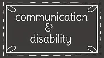 Disaster Communications Seminar for Individuals with Di...