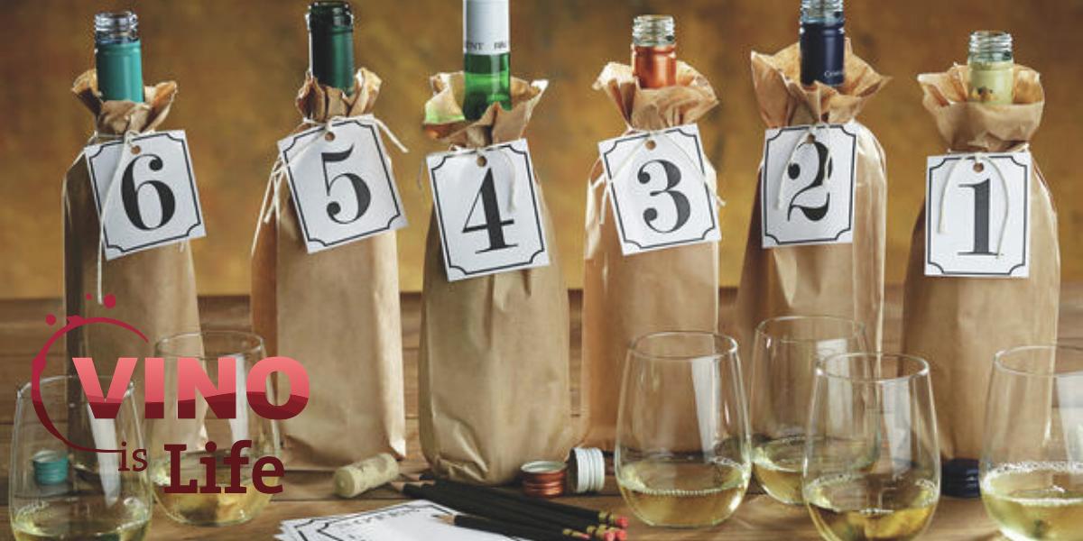 Going In Blind: The Art of Blind Wine Tasting
