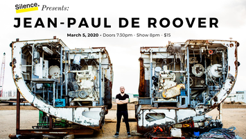 Silence Presents: Jean-Paul De Roover