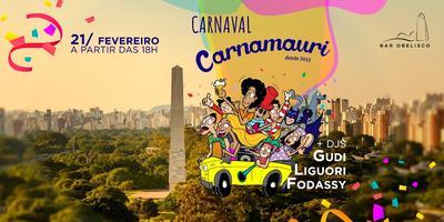 Carnaval do Obelisco apresenta Carnaval Carnamauri