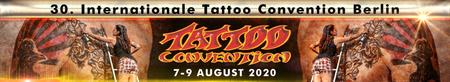 30.Tattoo Convention Berlin