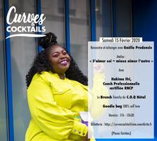Curves & Cocktails : s'aimer soi-même = mieux aimer...