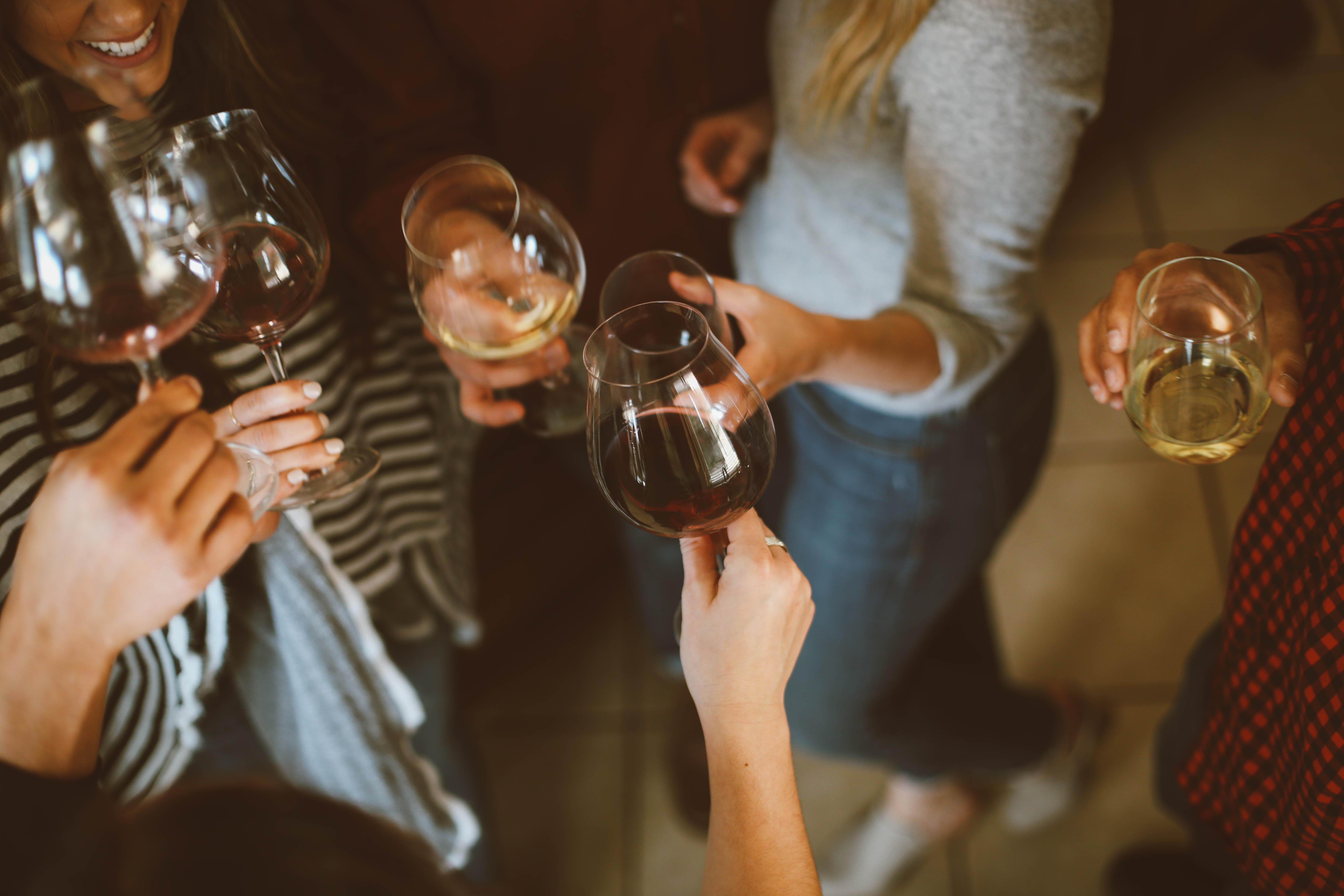 Women Uncorked Downtown: Happy Hour