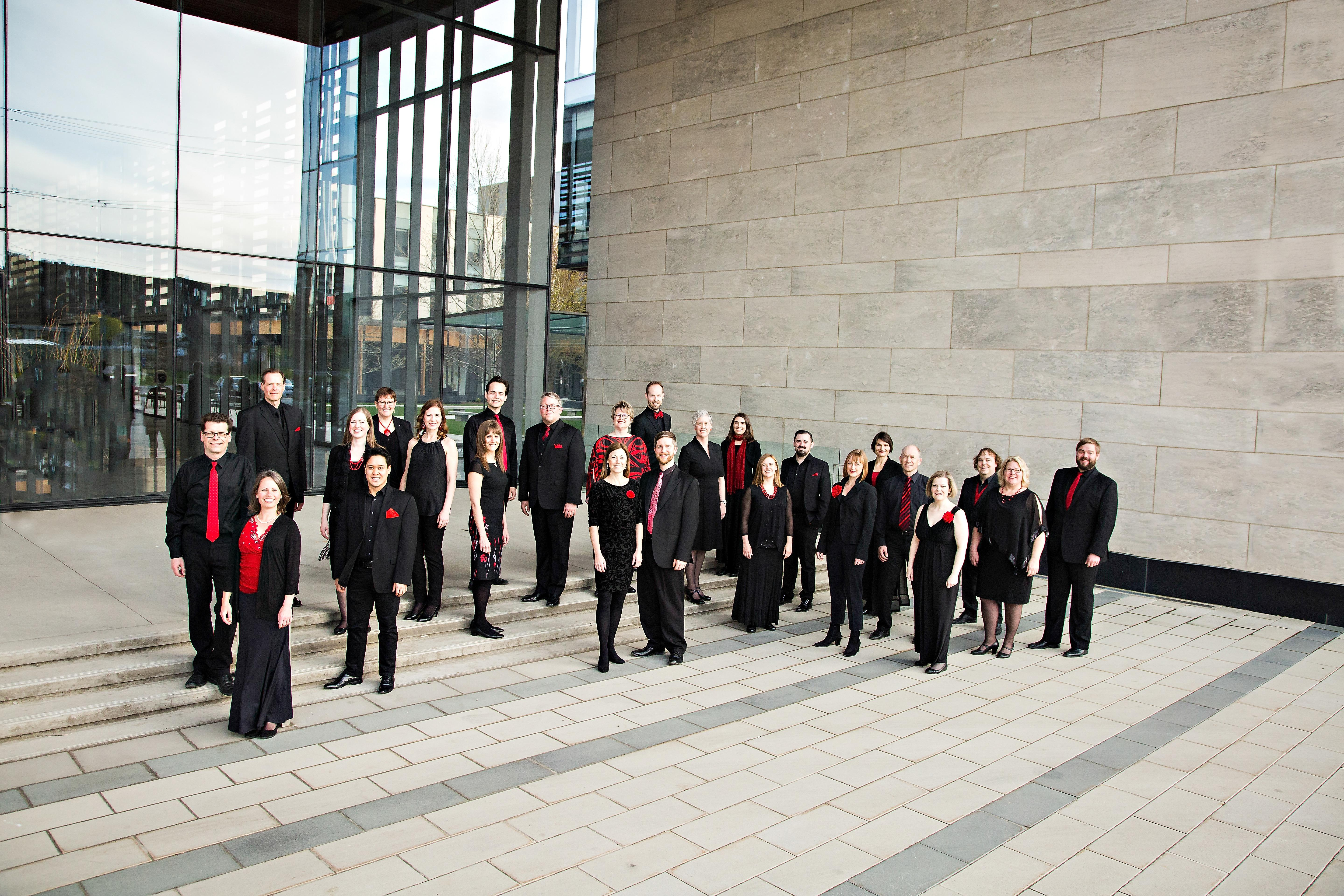 The Canadian Chamber Choir: Live in Concert