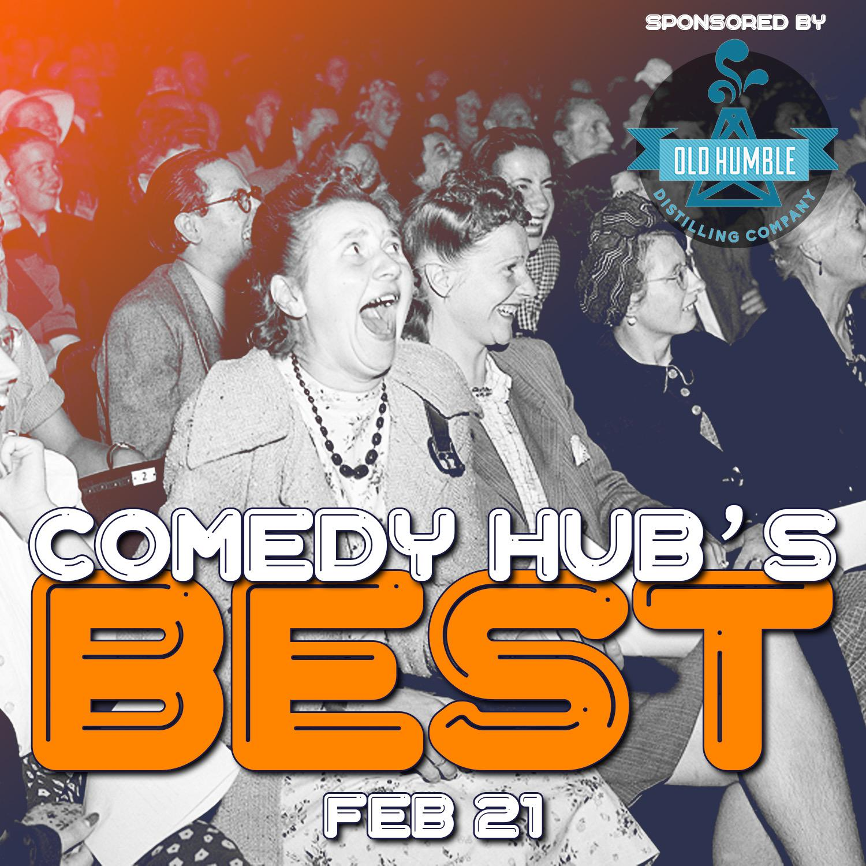 Comedy Hub's BEST
