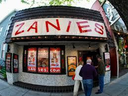 Live Comedy at Zanies Comedy Club