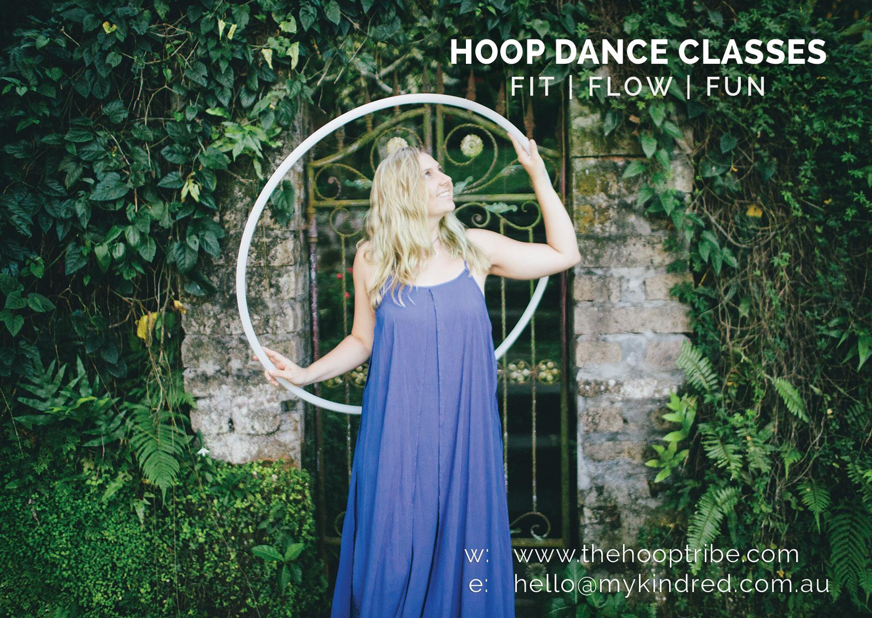 Beginners Hoop Dance Course (for adults) Term 2