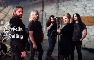 Ophelia Falling w/ Evereal