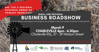 CHARLEVILLE  Business Roadshow