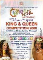 King & Queen Carnaval Competition 2008