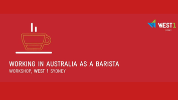 Barista Workshop at ILSC