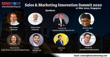 Sales & Marketing Innovation Summit 2020 - Singapore