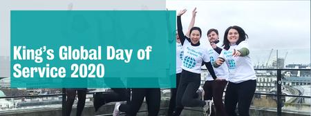 Global Day of Service - Become a Charity Trustee
