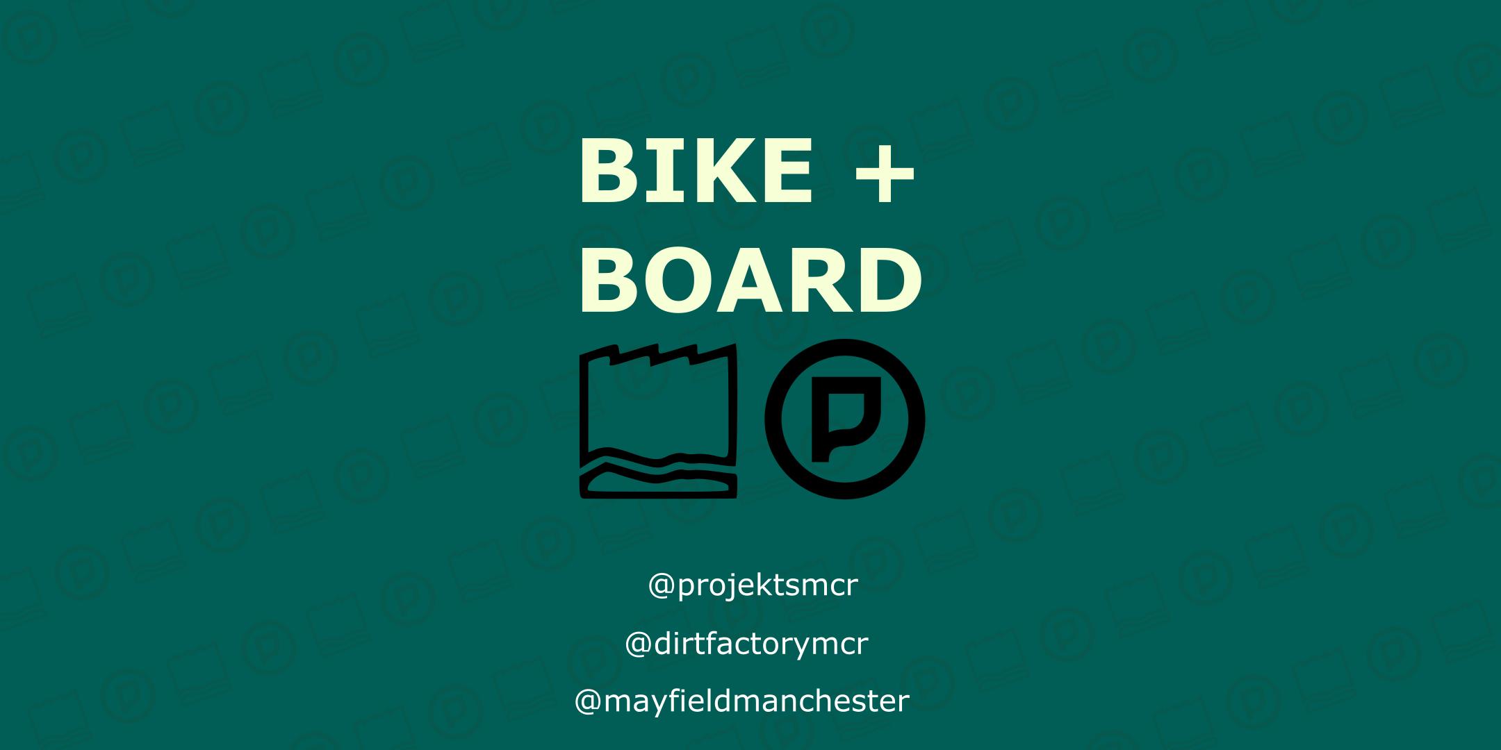 Bike + Board Holiday Camp