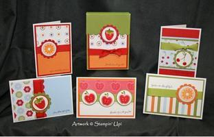 Tart & Tangy Cards-in-a-Box Class