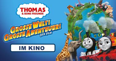 FAMILIENKINO: Thomas und seine Freunde - Welt! Große...