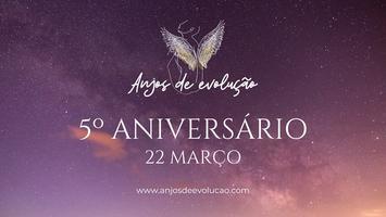 Festa do 5º Aniversário do Projecto Anjos de Evolução