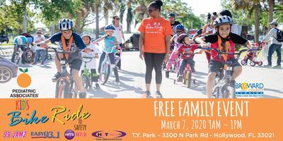4th Annual Pediatric Associates Kids Bike Ride to...