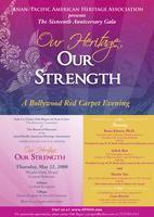 APAHA 16th Anniversary Gala