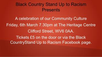 A Celebration of our Community Culture